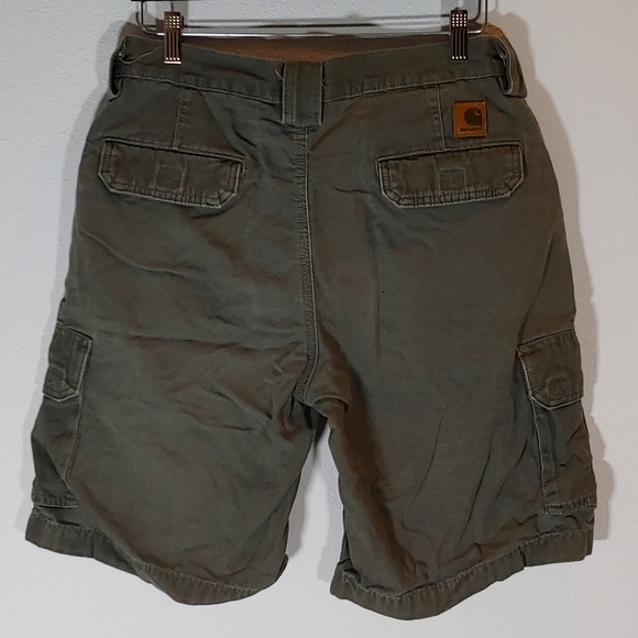 a1b6ed0f04 Carhartt Other - Carhartt army green cargo shorts